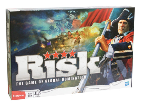 Risk - The Game of Global Domination - Board Game
