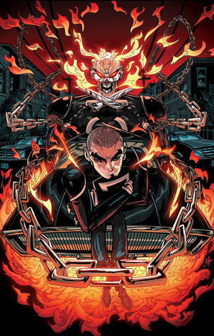 Ghost Rider - ALL NEW GHOST RIDER #7