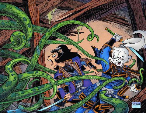 Usagi Yojimbo - Senso Issue #4 (of 6)