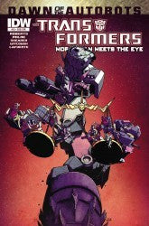 Transformers - More Than Meets The Eye Comic Issue #33 Variant