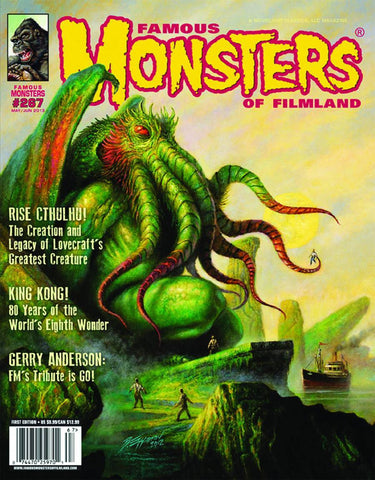 FAMOUS MONSTERS OF FILMLAND #267