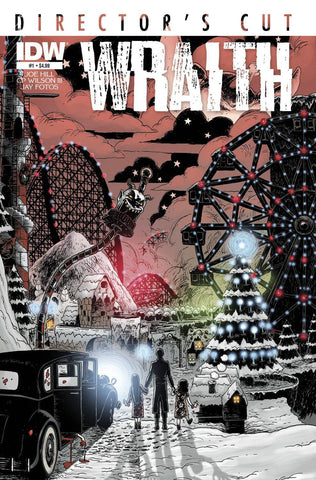 Wraith - Director's Cut Issue #1