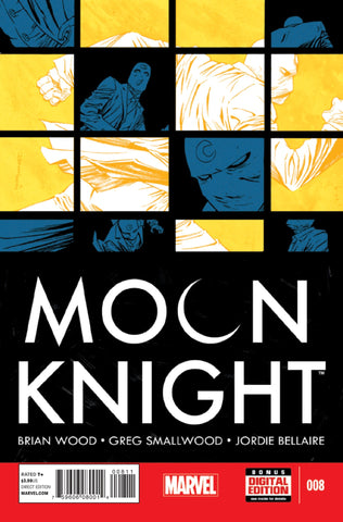 Moon Knight - Issue #8