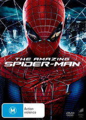Amazing Spider-Man, The (Spider-man 4) DVD [REGION 4]