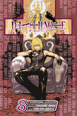 Death Note - Manga - Vol 008