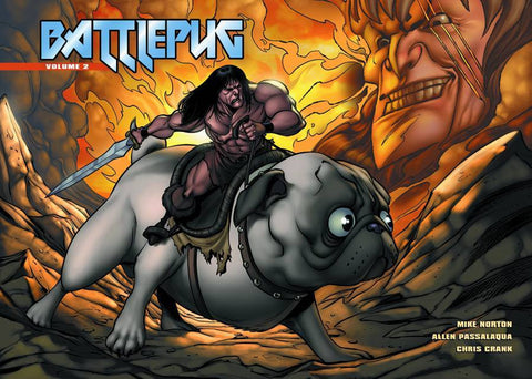 Battlepug - Comic Book Volume 002 (HC)