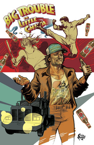 Big Trouble in Little China - Issue #6