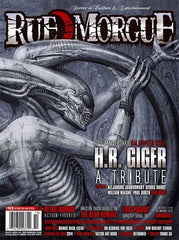 Rue Morgue - Magazine Issue #149