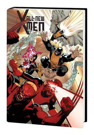 All New X-Men - Vol 001 HC