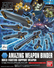 Mobile Suit Gundam - 1/144 HGBC Amazing Weapon Binder