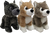 Game of Thrones - Direwolf Cub Assortment