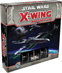 Star Wars - X-Wing Miniatures Game Starter Set