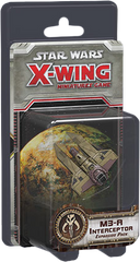 Star Wars - X-Wing Miniatures Game M3-A Interceptor Expansion Pack