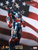 "Iron Man 3 - Iron Patriot 12"" Diecast Hot Toy Figure"