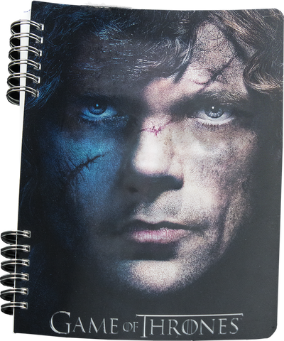 Game of Thrones - Faces Lenticular Journal