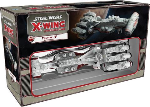 Star Wars - X-Wing Miniatures Game Tantive IV Expansion Pack