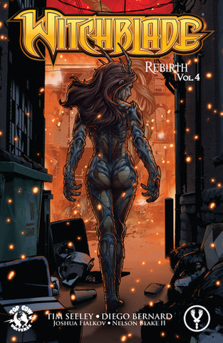 WitchBlade - Rebirth Vol 04 TP