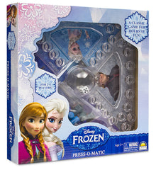 Frozen - Press-o-Matic Game