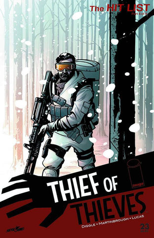 THIEF OF THIEVES -  Issue #23