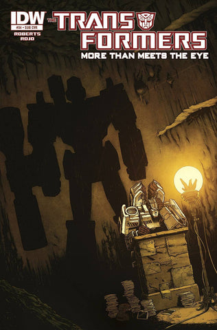 Transformers - More Than Meets The Eye Issue #34 SUB VARIANT
