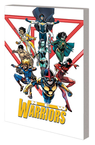 New Warriors - Vol 001 Kids Are All Fight TP