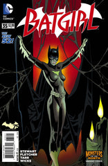 Batgirl - Issue #35 Monster Variant