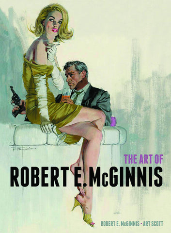Art of Robert E McGinnis