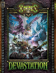 Hordes - Devastation Rulebook HARDCOVER ***PRE-ORDER NOW***