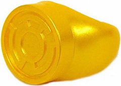Green Lantern - Yellow Lantern Plastic Ring