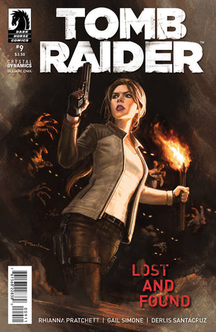 Tomb Raider - Issue #09