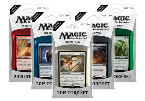 Magic the Gathering - 2015 Core Set Intro Pack