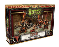 Hordes - Skorne Battlegroup Plastic Miniatures Kit
