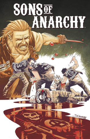 Sons of Anarchy - Issue #14