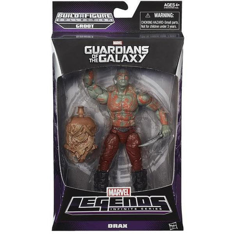 Guardians of the Galaxy - Marvel Legends Action Figures - Drax