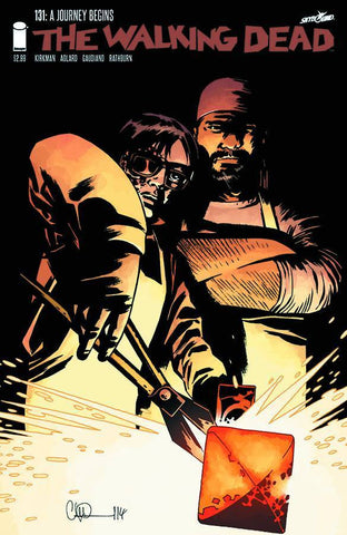 Walking Dead, The -  Issue #131