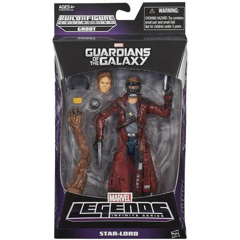 Guardians of the Galaxy - Marvel Legends Action Figures - Star-Lord