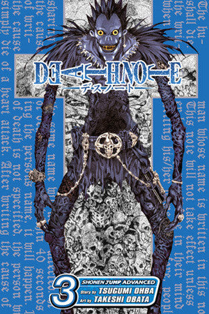 Death Note - Manga Volume 003