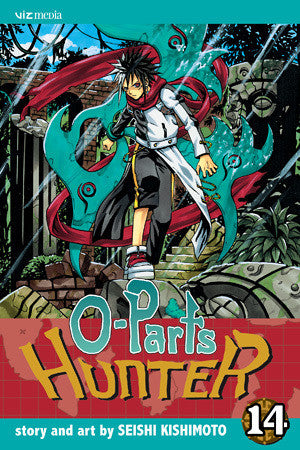 O-Parts Hunter - Manga Vol 014