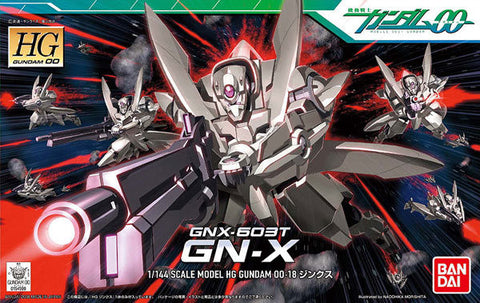 Gundam - 1/144 HG GNX-603T GN-X Model Kit