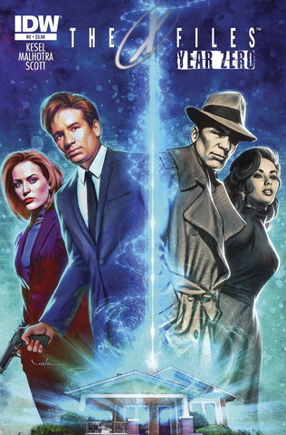 X-Files - Year Zero Issue #2