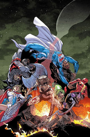 Earth 2 - New 52 World's End Issue #2