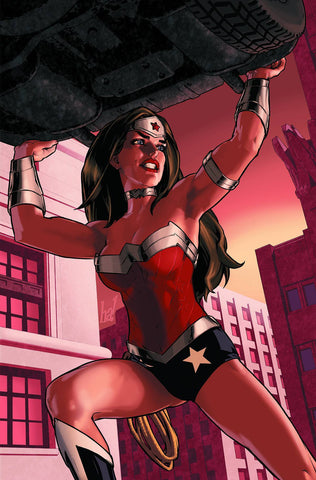Sensation Comics - Featuring Wonder Woman #2