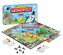 Adventure Time - Monopoly Board game