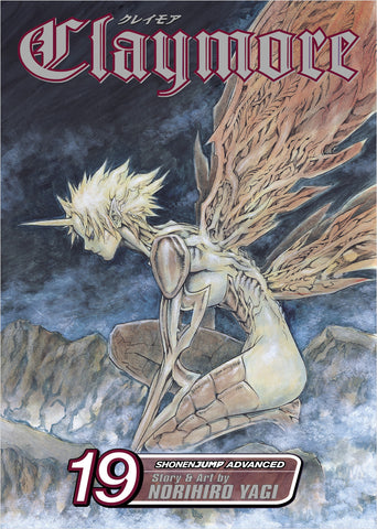 Claymore - Manga Volume 019