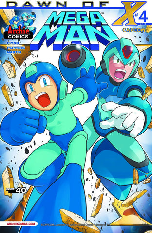 Mega Man - Issue #40