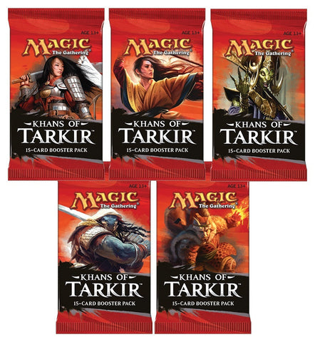 Magic the Gathering - Khans of Tarkir Booster Pack