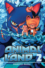 Animal Land - Manga Vol 002