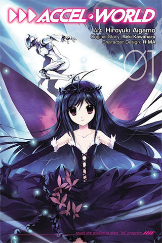 Accel World - Manga Vol 001