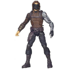 Captain America - Marvel Legends - Winter Soldier Figure
