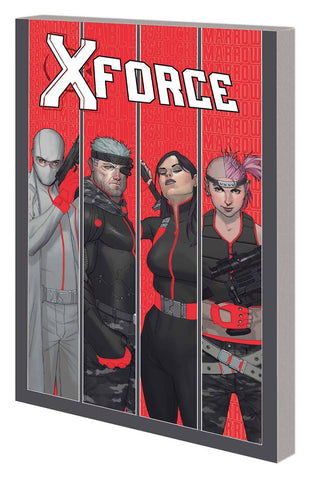 X-Force - Vol 001 Dirty Tricks TP